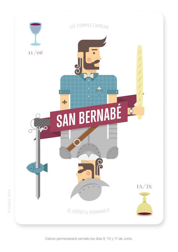 San Bernabé 2014