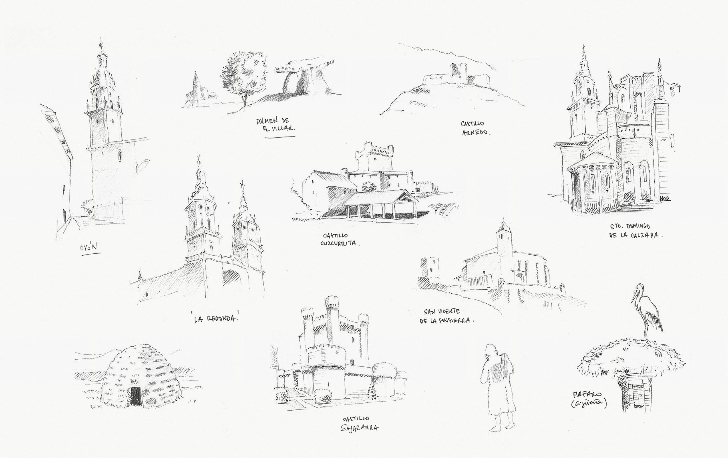 Dibujos originales