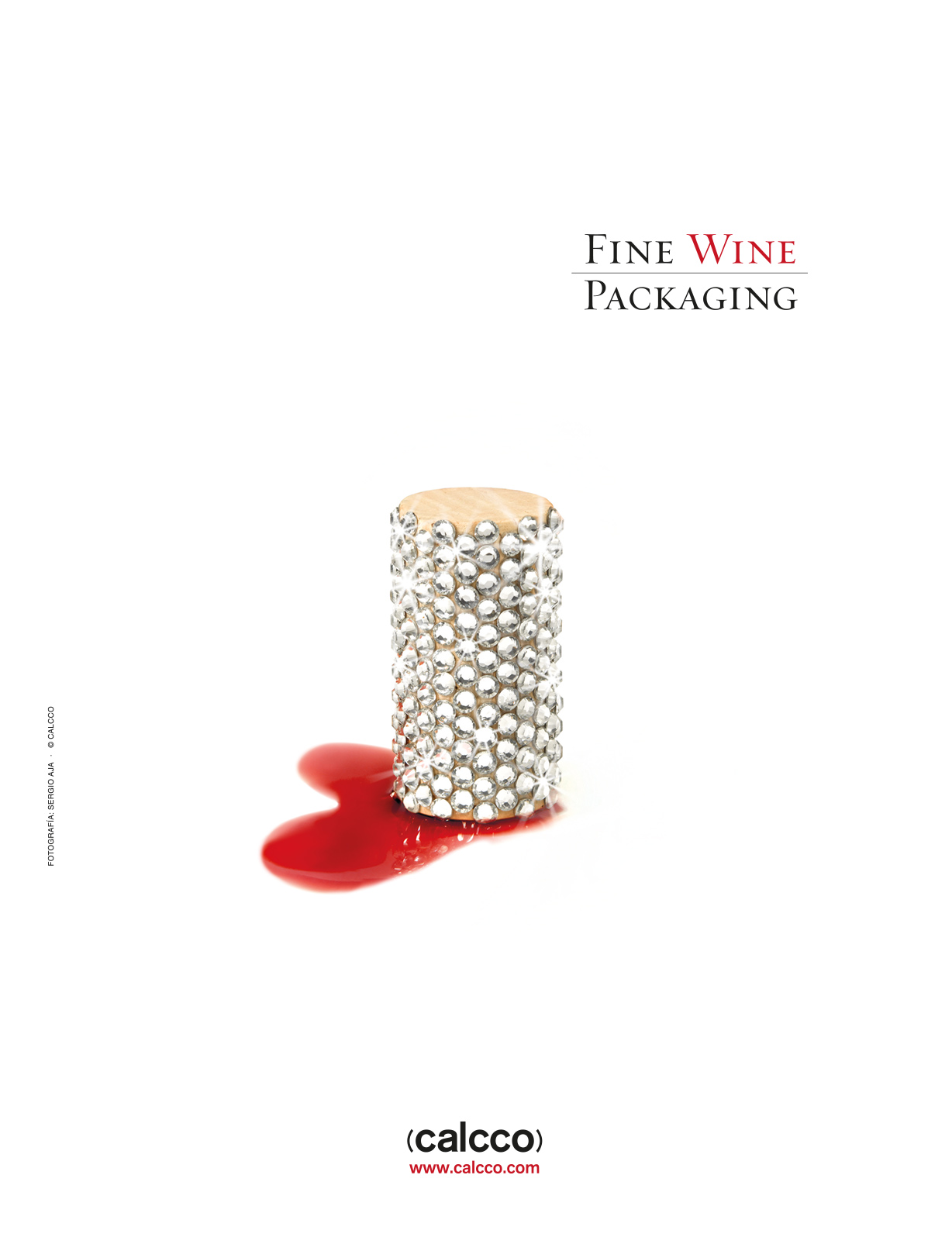 Fine Wine Packaging Corcho
