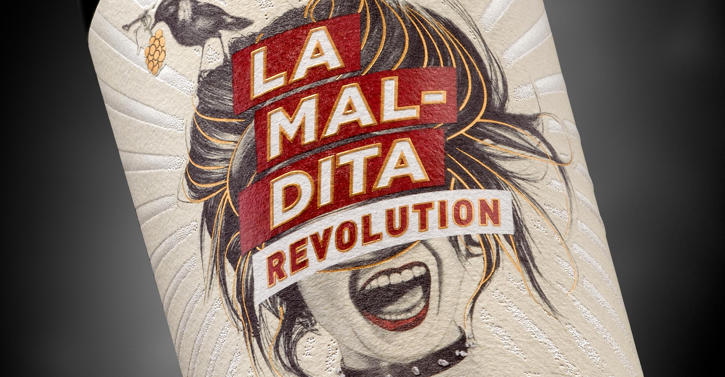 La Maldita Revolution