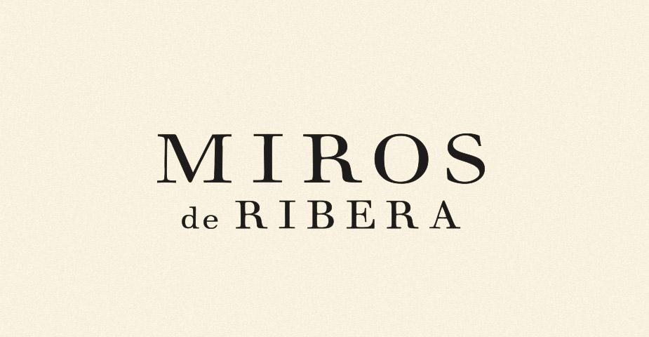 Logotipo Miros de Ribera