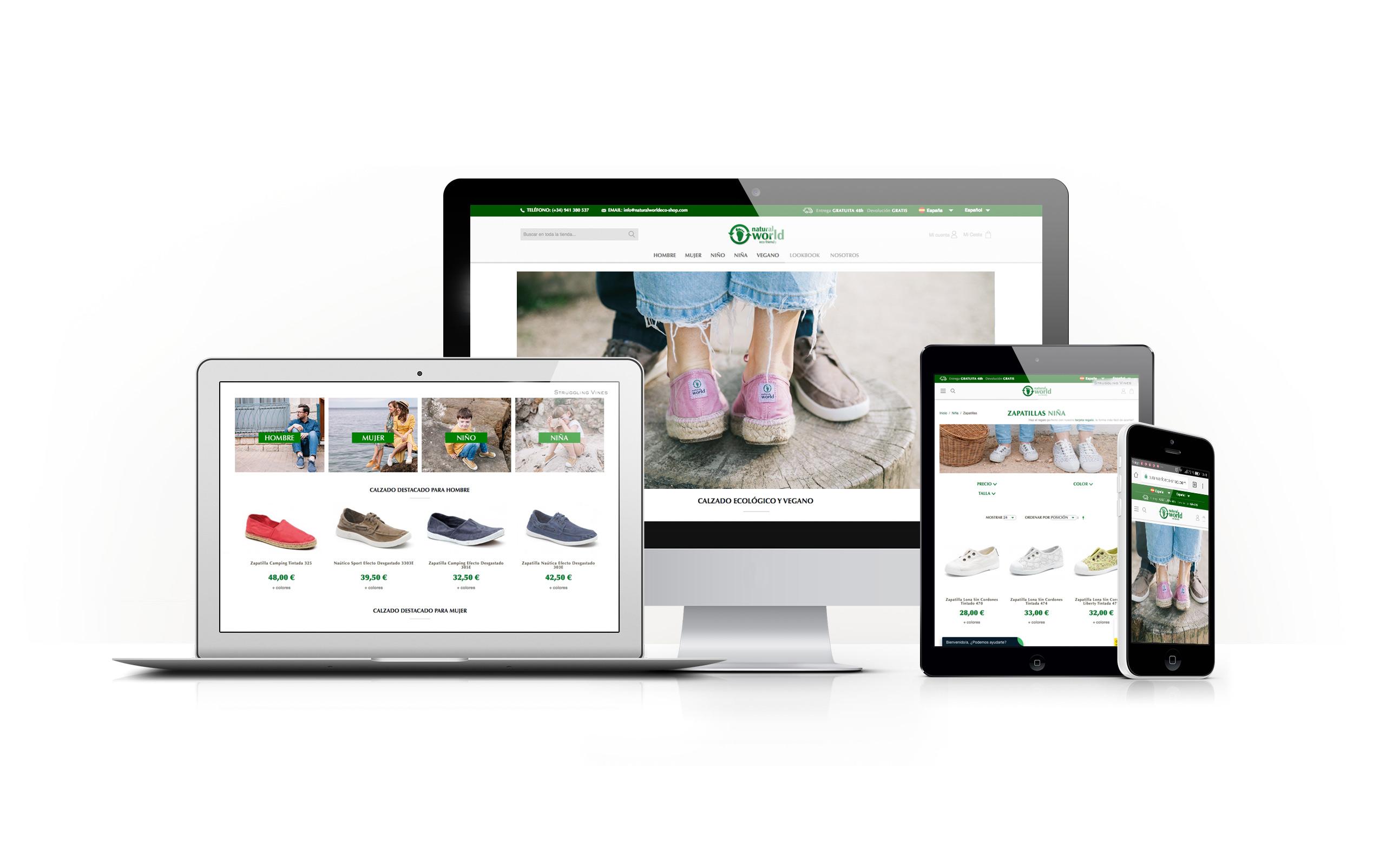 Tienda Online NWE