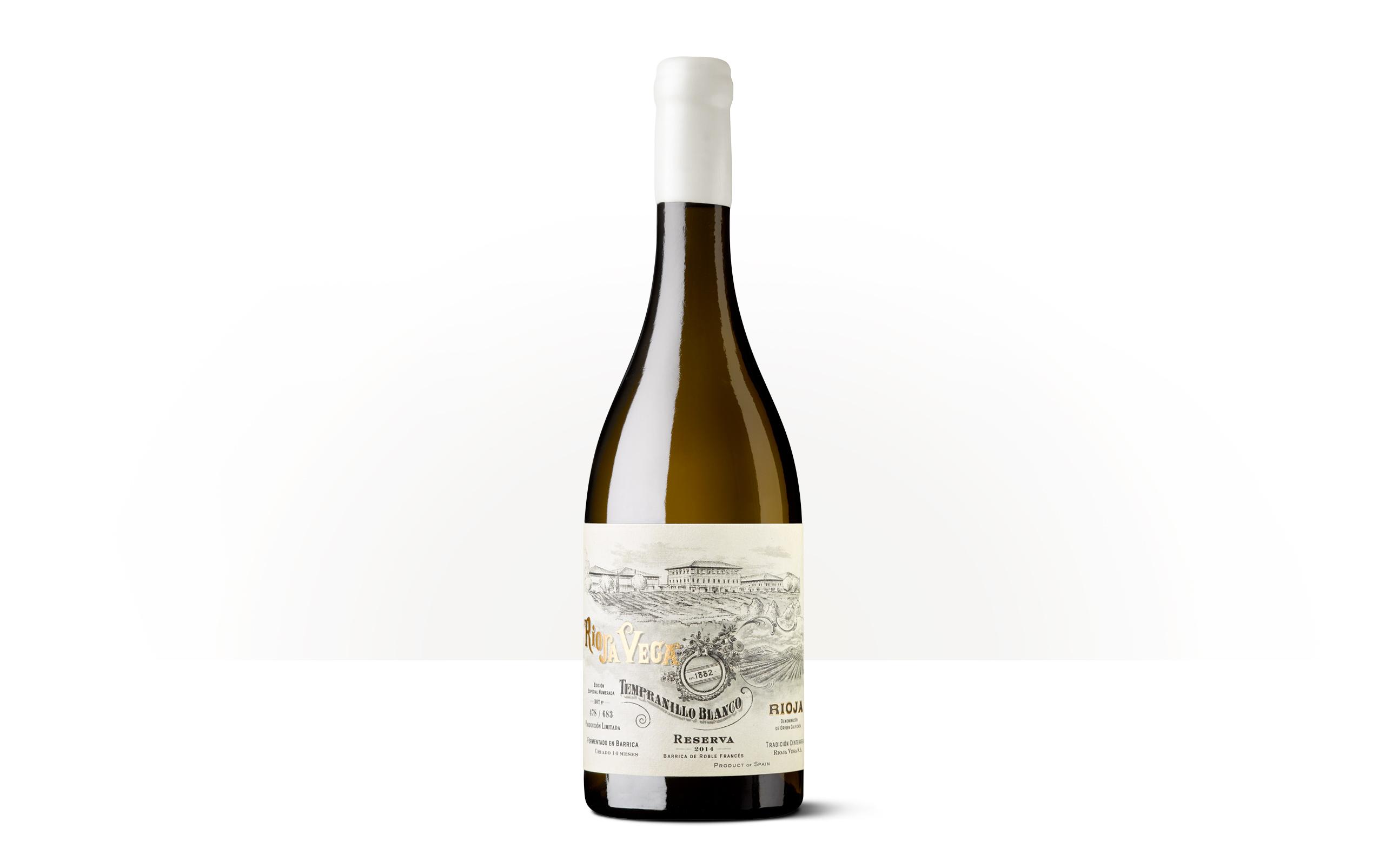 Silueta Rioja Vega Tempranillo
