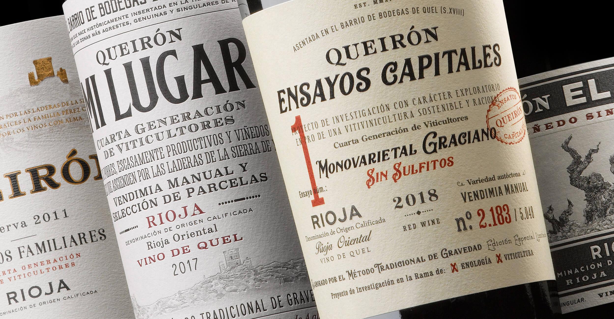Somos Rioja, estamos en Quel